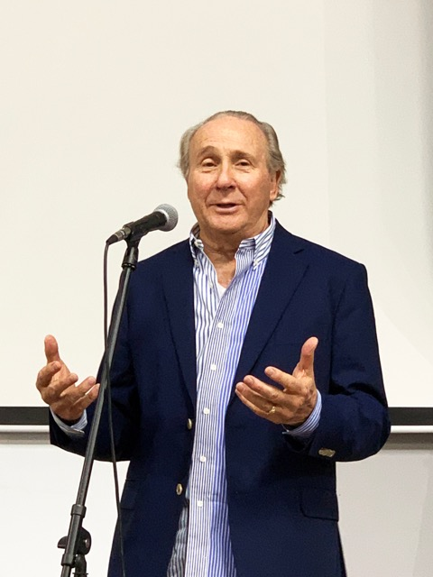 Michael Reagan speaking